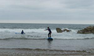 campamentos surf para niños sopelana