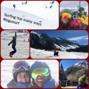 Bigui surf eskola escuela surf rutas SUP butron kayak Armintza snowboard clases snow clases surf