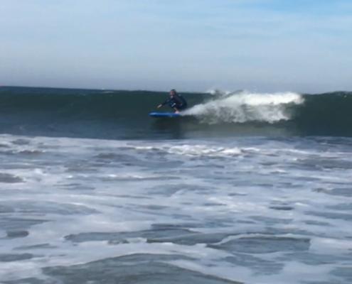 Monitor de BIGUI SURF clases de surf iniciacion con BIGUI SURF