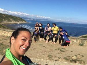 clases surfing en bigui surf playa la salvaje