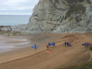 escuela surf sopelana BIGUI surf pais vasco
