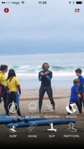 imagen de la App de Bigui Surf