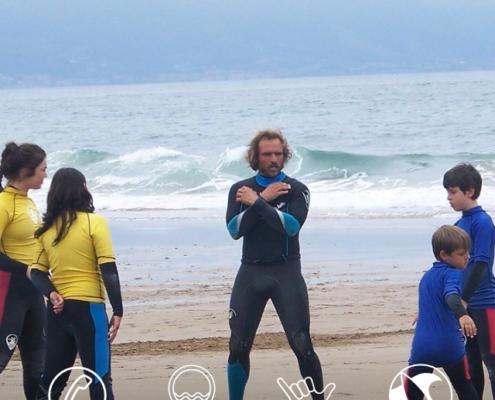imagen de la App de Bigui Surf para descuento en actividades acuaticas