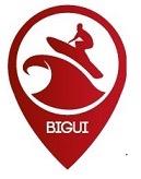 Logotipo de Bigui Surf